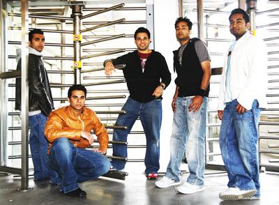 786, a Muslim Singing Group