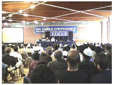 9th annual JIMAS Islamic conference in 2002