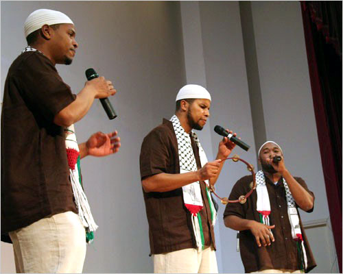Native Deen, a Muslim singing group