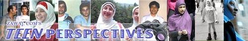 Muslim Teen Perspective Banner